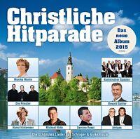 CHRISTLICHE HITPARADE-DAS NEW+E ALBUM 2015 2 CD NEW+