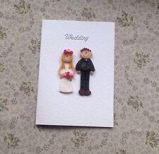 wedding card Handmade Fimo Invitations Cute Blank