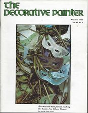 THE DECORATIVE PAINTER ~ MAY-JUNE 1983