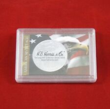 Frosty Coin Cases Holders for 1 oz American Silver Eagles 36 count