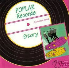 V.A. - POPLAR RECORDS STORY! Rare DOO-WOP CD