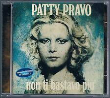 PATTY PRAVO NON TI BASTAVO PIU' CD F.C