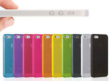 0.3mm Ultra Thin TPU Rubber Candy Matte hard case Skin cover for cell phone V1