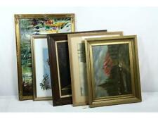 5 Framed Oil Paintings & Prints by Various Artists Lot 140