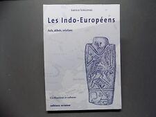 LES INDO-EUROPEENS Faits, débats, solutions Iaroslav Lebedynsky