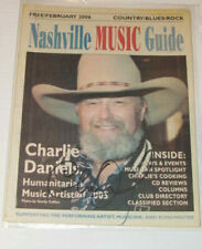Charlie Daniels Autographed Hand Signed Magazine Guaranteed Authentic