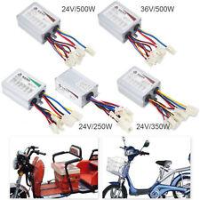 24V/36V/48V 250W/500W Motor Brushed Controller Box For Electric Scooter E-bike