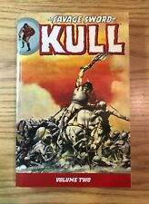 The Savage Sword of KULL Volume 2 TPB Dark Horse Comics Out of Print CONAN