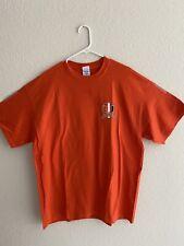Vintage Miami Hurricanes T-Shirt Men's XL NCAA Football Orange Bowl 1937-2007
