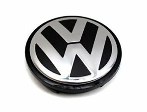 1 Stück Radnabenkappe VW Felgendeckel Radkappe Alufelge Original 3B7601171XRW