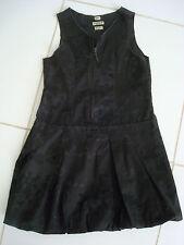 robe camouflage noire IKKS 6 ans
