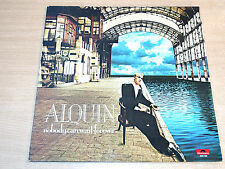 EX-/EX !! Alquin/Nobody Can Wait Forever/1975 Polydor Gatefold LP