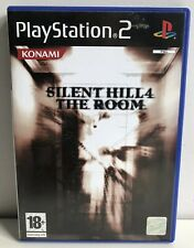 "PS2 SILENT HILL 4 "" THE ROOM "" PAL DUTCH COVER VERSION PLAYSTATION 2"