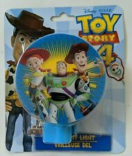 NEWLY LISTED LED Character Night Light Disney Pixar Toy Story 4