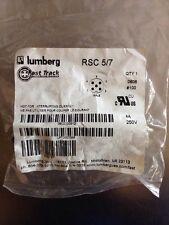 LUMBERG * CABLE PLUG * RSC 5/7