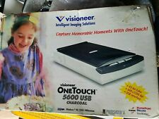 Visioneer One Touch 5600 Smoke USB/Parallel Scanner