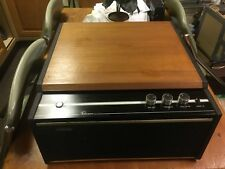REFURBISHED ,VINTAGE HACKER TALISMAN RECORD PLAYER & EXT SPEAKER VGC,PWO