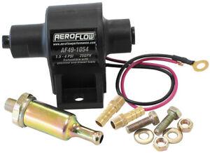 Aeroflow Low Pressure In-Line Electric Fuel Pump 12-Volt AF49-1054