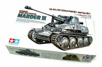 Tamiya Military Model 1/35 German Destroyer MARDER III Scale Hobby 35248