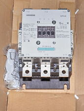Siemens 3RT1466-6AP36 125HP Contactor 3-Pole AC3/138A 360A-Break *NEW*