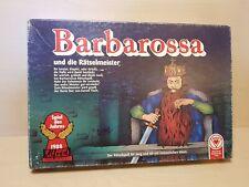 ASS BARBAROSSA Rätselmeister, Spiel des Jahres 1988, Brettspiel, vollständig