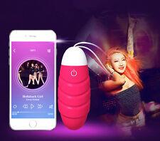 Couples Secret Toys Mobile App and Bluetooth Remote Control Super Vibrator Panty