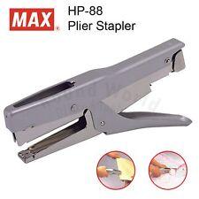 MAX HP-88 Metal Plier Stapler Office Stapler, MADE IN JAPAN