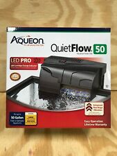 Aqueon QuietFlow LED Pro Power Filter Model 50 for Aquariums up to 50 gallons ^^