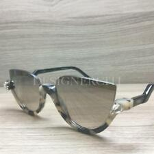8c3b9ed7f85 Fendi FF 0138 S 0138 Sunglasses Grey Havana N76 NQ Authentic 52mm