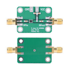 RF Wideband Amplifier 35dB Low Noise LNA Verstärker Hochfrequenz 20-3000 MHz gl