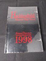 NEW! Haddonfield Memorial High School Alumni Directory 1998 Hardcover