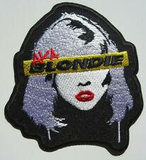 Blondie Aufbügler Embroidery Patch # 5 AKA Bügelbild Flicken Aufnäher 9x8cm