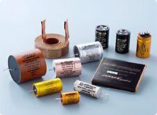 Jensen 47uf 500V Radial electrolytic capacitor, screw terminal, Audio Grade