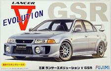Fujimi ID-100 1/24 Mitsubishi LANCER EVOLUTION V GSR Limited Ver.from Japan Rare