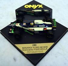Onyx 1:43 280 Minardi Ford M195B, Giancarlo Fisichella