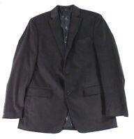Lauren by Ralph Lauren Mens Sport Coat Gray Size 38 Short Corduroy $295 #049