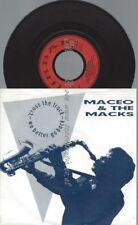 "7""   Maceo & The Macks – Cross The Track (We Better Go Back)"