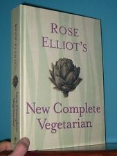 Rose Elliot's NEW COMPLETE VEGETARIAN Cookery Cookbook Cook Book