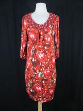 *BCBG Max Azria Red Sequin Dress Sz S Small NWT $210