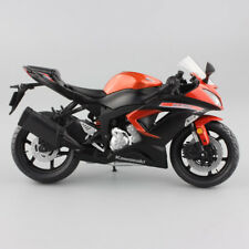 1/12 Scale kids Kawasaki Ninja ZX-6R ZX6R bike race Motorcycle diecast toy model