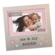 IO e mia zia In Alluminio Cornice Foto Regalo 6 x 4-by Juliana