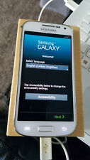 Samsung Galaxy S4 Mini-Blanco