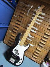 Bass Cort Electric Black Guitar
