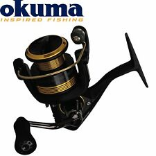 Okuma Custom Spin CSP-55 - Stationärrolle für Hecht & Wels, Hechtrolle