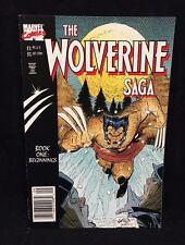The Wolverine Saga Book one (#1)- Beginnings 1st Print TPB
