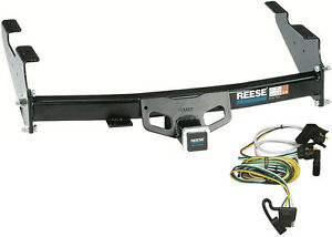 2004 FORD F-150 HERITAGE TRAILER HITCH W/ WIRING KIT REESE CLASS III BRAND NEW