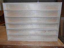 Custom handmade display shelves for DCP trucks etc. Please read.