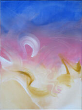 Affordable Abstract Oil Paintings: B, P & W #1, 2 & 3