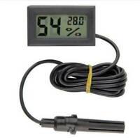 Mini Digital LCD Thermometer Hygrometer Humidity Temperature Meter Indoor AU