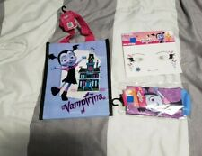 New Disney Vampirina face jem socks Halloween stocking Egg Bag bday xmas